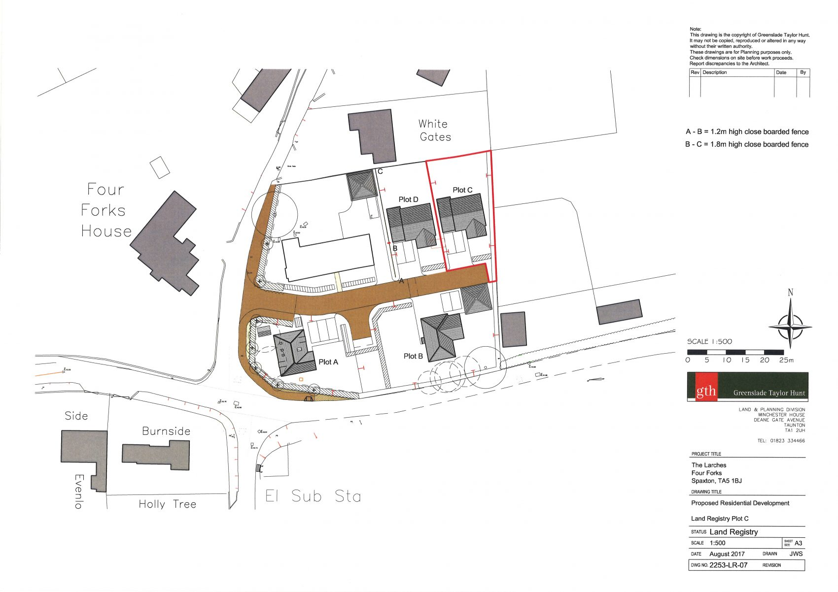 Venture Property - Plot C, The Elms, Spaxton