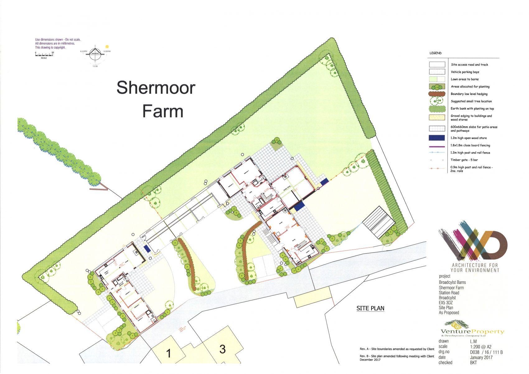 Venture Property - Plot 2 (Threshing Barn) Shermoor Farm
